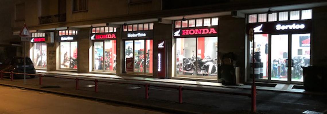 Concessionaria di Lucca